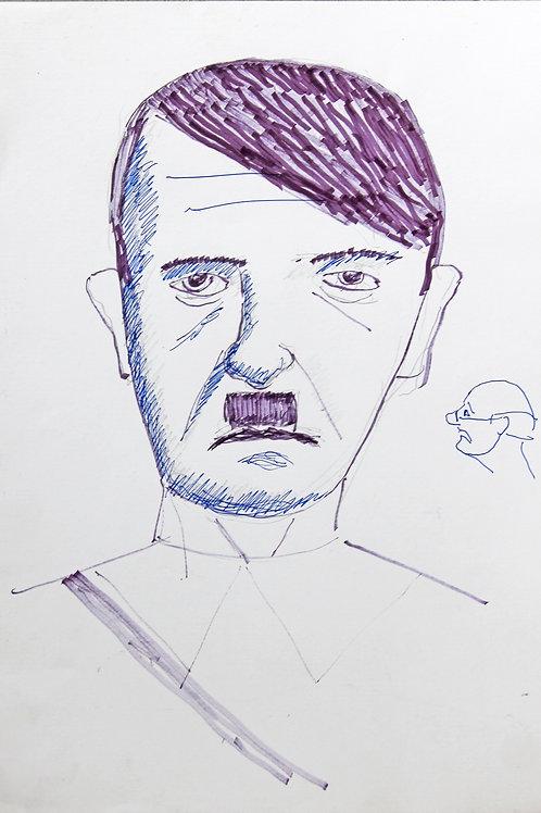 Портрет Гитлера