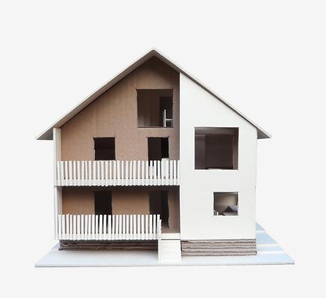 Umbau Mehrgenerationen-Wohnhaus