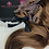 Thumbnail: Mocha 18 in Clip-in extensions