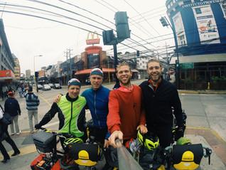 Day 35 – 55: Stage 2 – 'Puerto Montt - Santiago'
