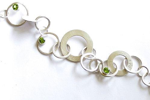 Loopy Hoops Bracelet