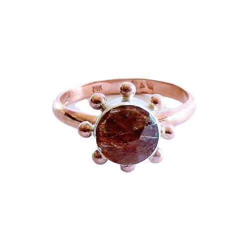Minaret Rose Ring