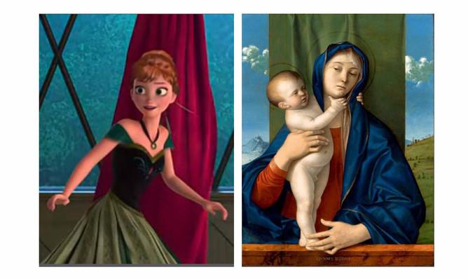 Pintura y animación