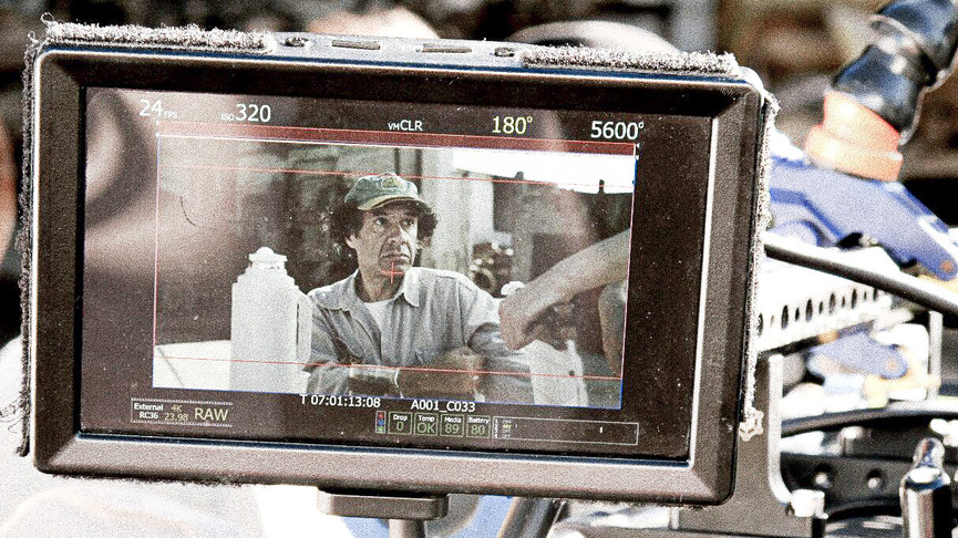 La Camelia, Short Film.