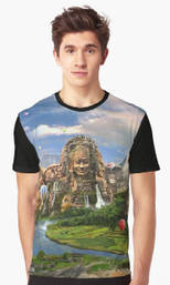 Ancient Sites T- Shirt