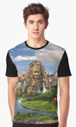 Ancient Sites T- Shirt