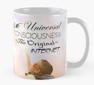 Universal Consciousness Mug