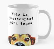 Funny Dog Meme Mug