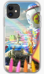 Clown Wasteland IPhone Case