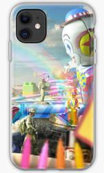 Clown Wasteland IPhone Case