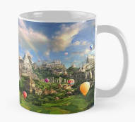 Ancient Sites Mug
