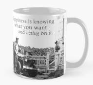 Happiness Meme Mug