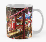 Santa's Workshop Mug