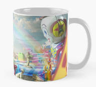 Clown Wasteland Mug