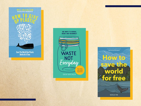 Best plastic-free books to help you lead a greener life