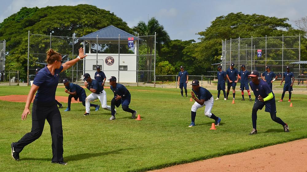 Houston Astros DSL Academy