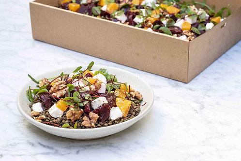 Lentils & Beetroot Salad GF