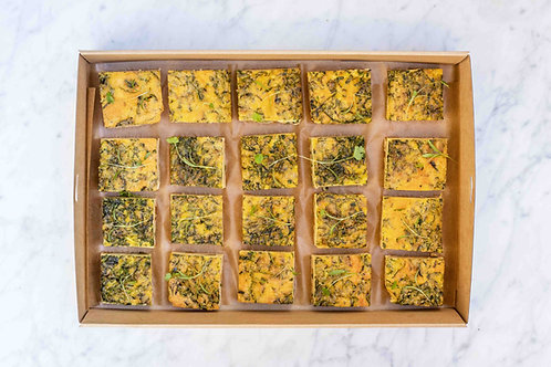 Frittata Box | 20 pieces