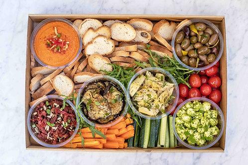 Mediterranean Platter | up to 15pp