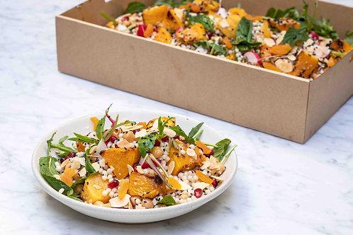 Moroccan Pearl Couscous Salad DF, VEGAN