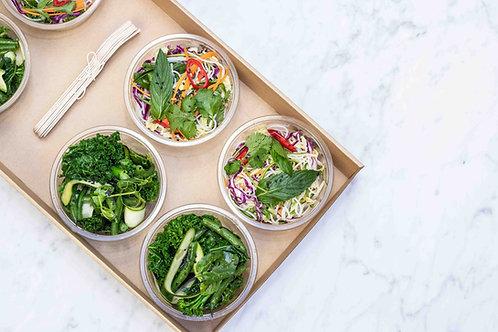Individual Salads Box