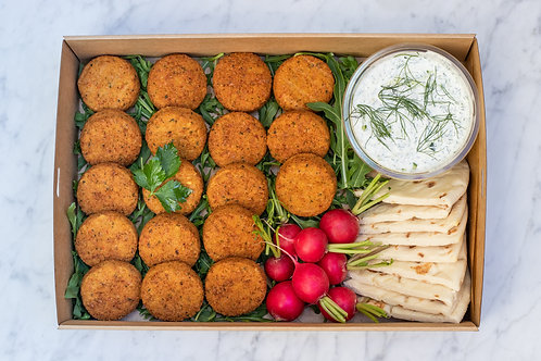 Falafel Box | 18 pieces