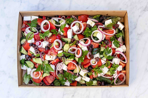 Greek Salad Box GF | up to 10pp