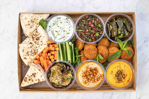 Middle Eastern Platter | up to 15pp