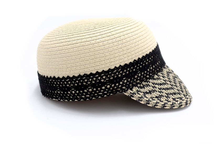 Surell Breathable hat - Hand Woven Beach Sunhat
