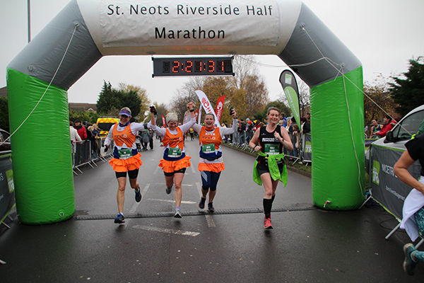 St Neots half marathon