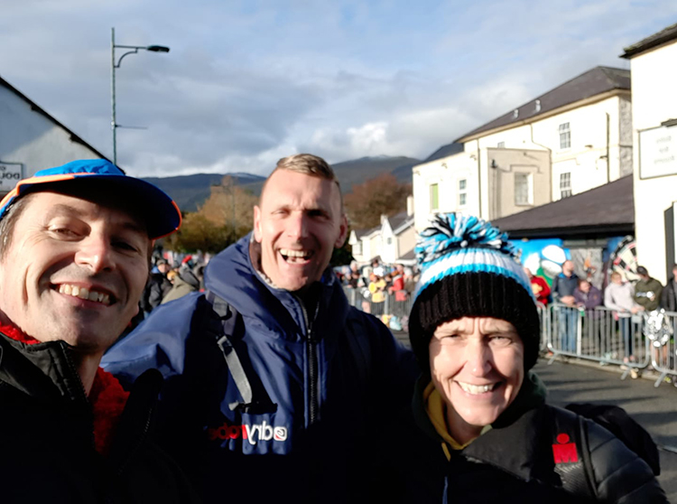 Snowdonia finishes