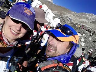The Everest Marathon: Christine's perspective