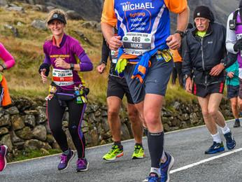 Snowdonia Marathon completed !
