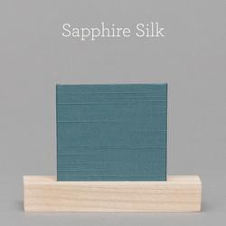 Sapphire Silk
