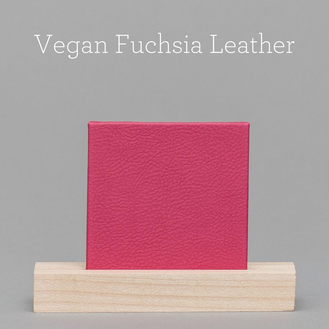 FuchsiaLeather