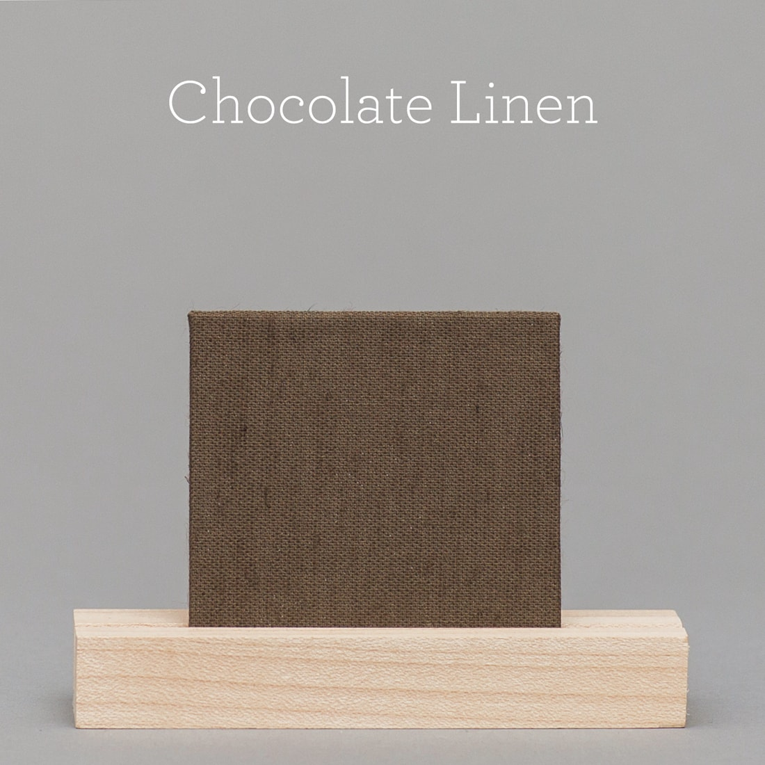 ChocolateLinen