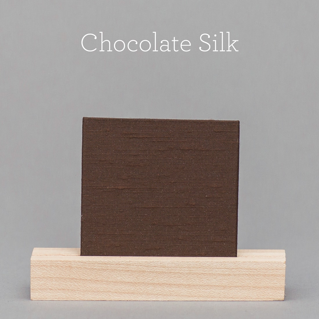 ChocolateSilk