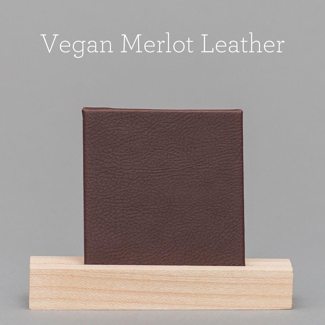 MerlotLeather