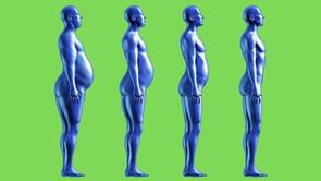 Abnehmen mit Hanfprotein und CBD - nachhaltig - ohne hungern
