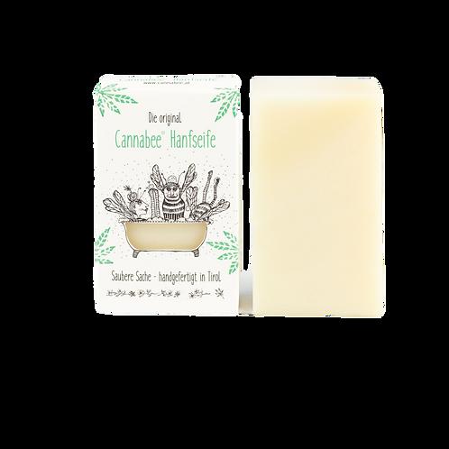 Honigseife mit Propolis und Hanf