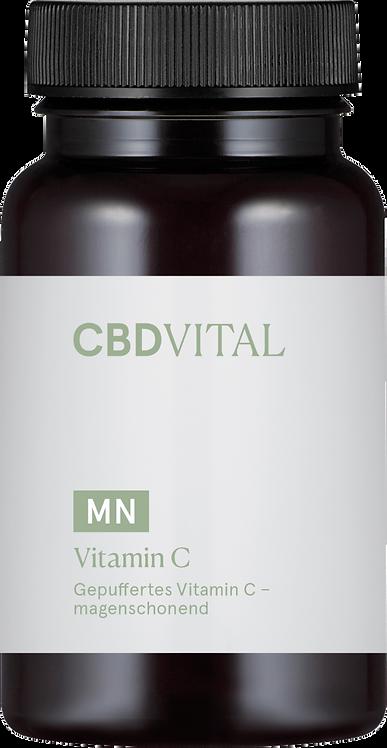 Vitamin C gepuffert - magenfreundlich