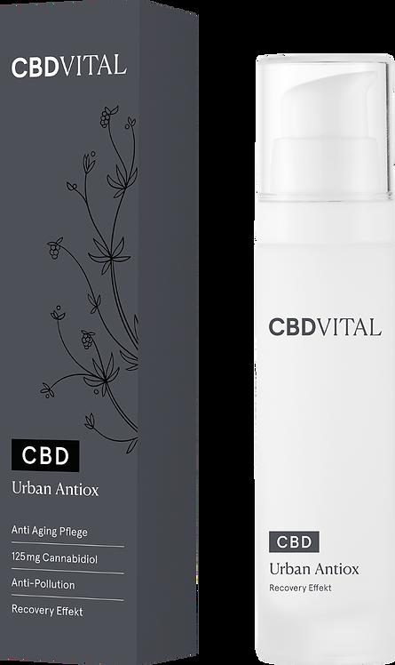 CBD Urban Antiox - Hautschutz + Universal-Novität