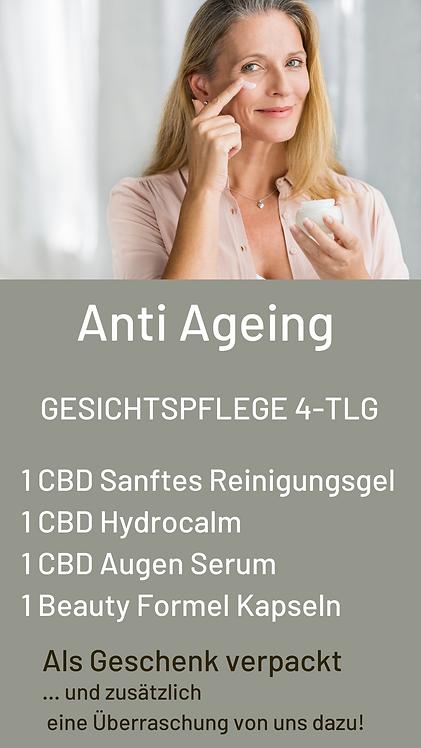 CBD Bio Anti Ageing von innen und aussen 4 teilig