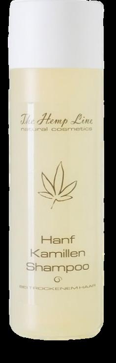 Hanf Kamillen Shampoo- Reinigt Ihr Haar auf natürliche, sanfte Weise
