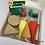 Thumbnail: PIZZA COOKIE DECORATING KIT