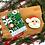Thumbnail: HO HO HO SINGLE COOKIE BOX