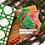 Thumbnail: MERRY CHRISTMAS SINGLE COOKIE BOX