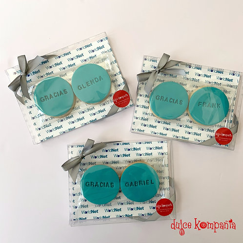 PERSONALIZED CORPORATE COOKIE BOX