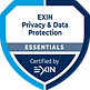 EXIN Privacy and Data Protection Essenti