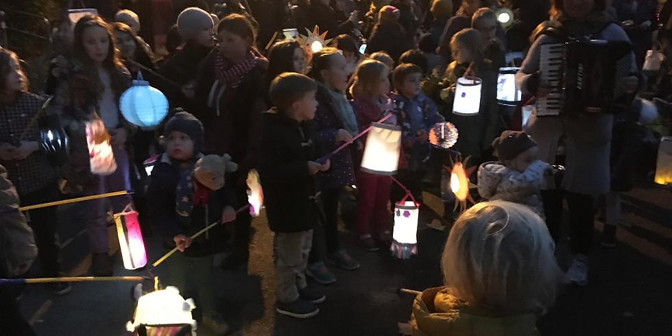 Lantern walk 2019